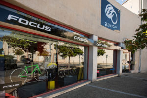 Showroom Albi Cycles